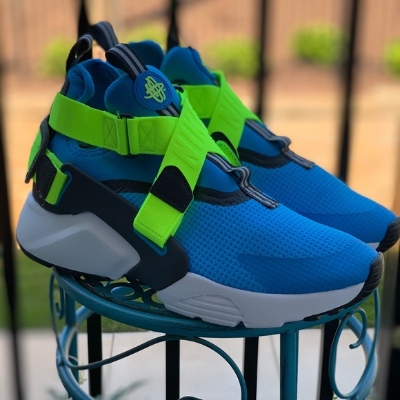 Nike Huarache City Blue Hero | Poshmark